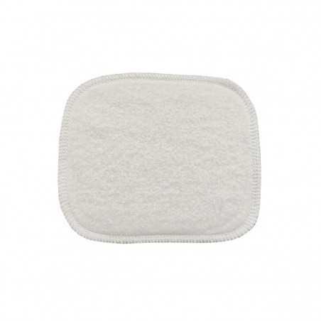 Avril - Grand carré lavable bébé - Zéro déchet, Bio & Hypoallergénique - Select Store Cosmétiques Vegans