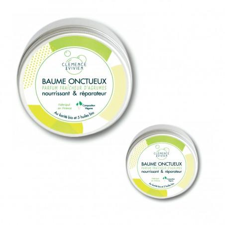 Clémence et Vivien - Coffret Mini / Maxi - Baume onctueux multi-usage - Bio et 100% Naturelle - Select Store Cosmétiques Vegans