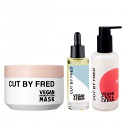 Cut By Fred - Coffret trio - Routine Cheveux bouclés - Vegan & Made in France - Select store éthique Cosmétiques Vegans