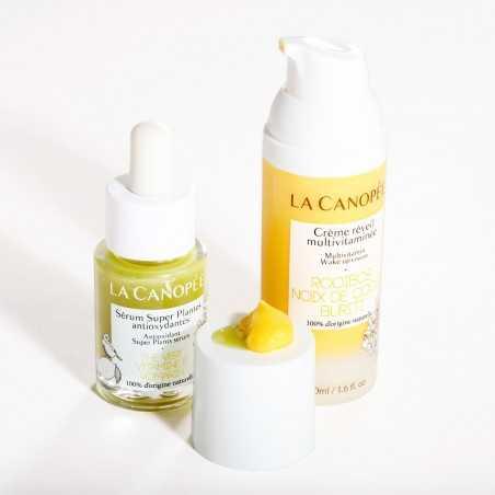La Canopée - Crème de soin visage multivitaminée - Vegan & 100% Naturelle - Select store Cosmétiques Vegans