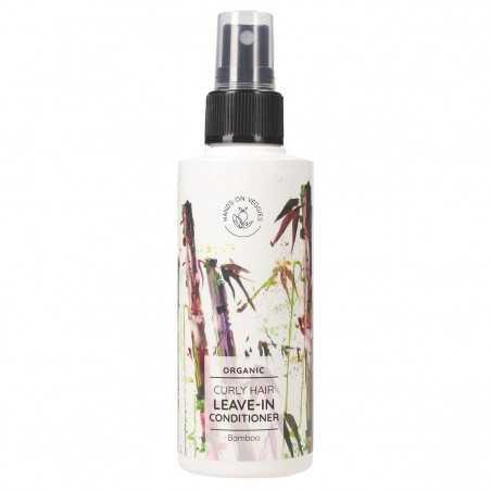 Hands on Veggies - Spray soin Cheveux Bouclés Bambou - Vegan & Bio - Select Store éthique Cosmétiques Vegans