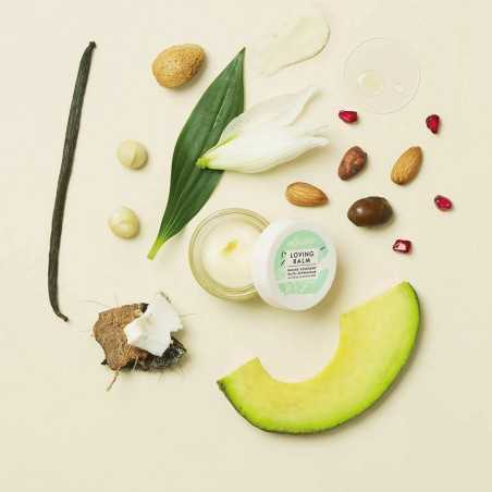 oOlution - Baume nourrissant & réparateur multi-usage - Loving Balm - Vegan, naturel & bio - Select store Cosmétiques Vegans