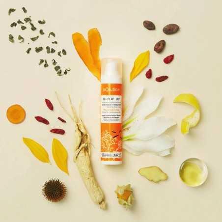 Oolution - Crème Hydratante Multi-actions - Glow Up - Soin hydratant vegan, naturel & bio - Select store Cosmétiques Vegans