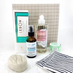 Coffret Cocorico - Idée Cadeau - Vegan, Bio & Made in France - Select store éthique Cosmétiques Vegans