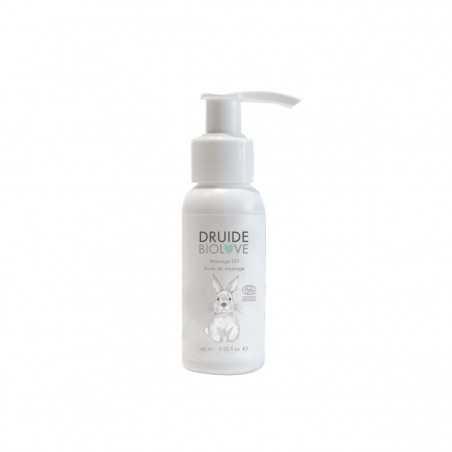 Druide Bio Love - Huile de Massage Bio - Bébé & Enfant - Vegan & Bio - Select Store Cosmétiques Vegans