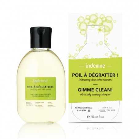 Indemne - Shampoing Ultra Apaisant - Poil à Dégratter - Vegan & Bio - Select Store Cosmétiques Vegans