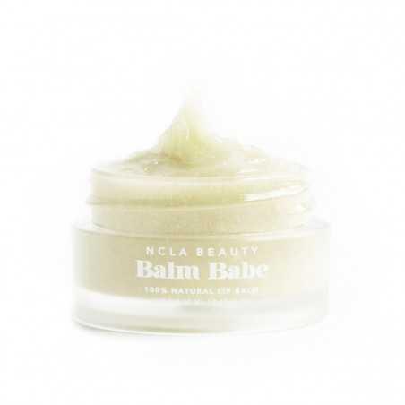 NCLA - Baume à lèvres Vegan & Naturel - Balm Babe - Marshmallow - Select store éthique Cosmétiques Vegans