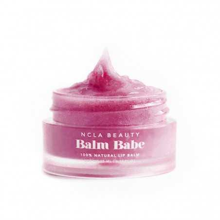 NCLA - Baume à lèvres Vegan & Naturel - Balm Babe - Cerise - Select store éthique Cosmétiques Vegans