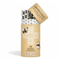 Patch Nutricare - Pansement Hypoallergénique - Bambou & Coconut - Bio & Cruelty-Free - Select store éthique Cosmétiques Vegans