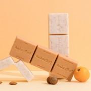 Gel douche solide - Sans bouteille - Abricot & Karité