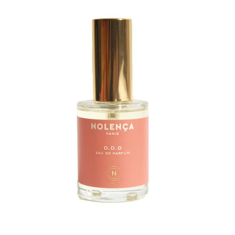 Nolença - Eau de Parfum D.D.D - Vegan - Select store éthique Cosmétiques Vegans