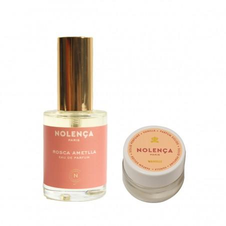 Nolença - Duo Mix & Match Vanille Fleurie - Vegan - Select store éthique Cosmétiques Vegans