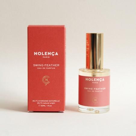 Nolença - Eau de Parfum Swing Feather - Vegan - Select store éthique Cosmétiques Vegans