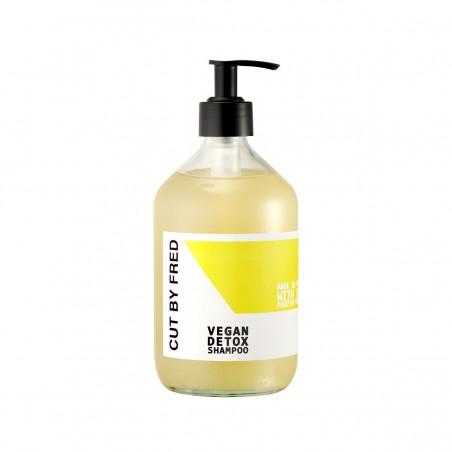 Cut by Fred - Shampoing liquide - Détox - Vegan & Fabriqué en France - Select store éthique Cosmétiques Vegans