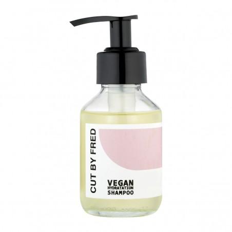 Cut by Fred - Shampoing liquide format voyage mini - Hydratation - Vegan - Select store éthique Cosmétiques Vegans