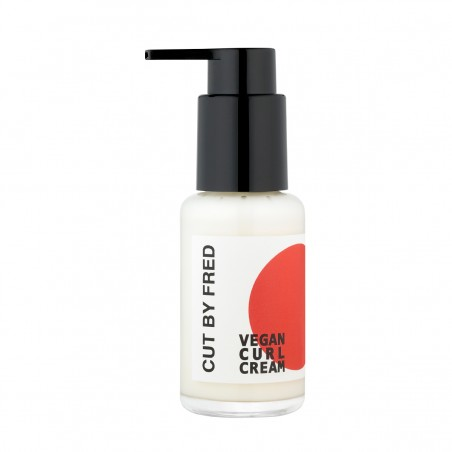 Cut by Fred - Crème & Soin cheveux bouclés format voyage mini - Curl Cream - Vegan & Made in France