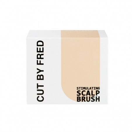 Cut by Fred - Stimulating Scalp Brush - Vegan - Select store éthique Cosmétiques Vegans