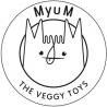 MyuM - Veggie Toys